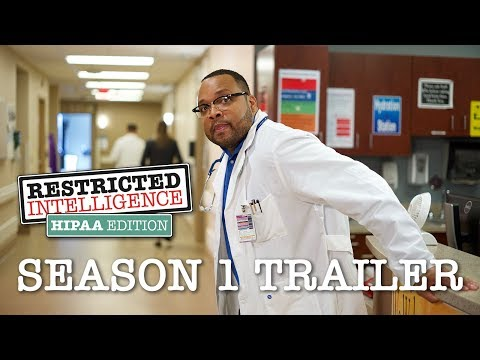 Healthcare Compliance Sitcom - Restricted Intelligence HIPAA Edition
