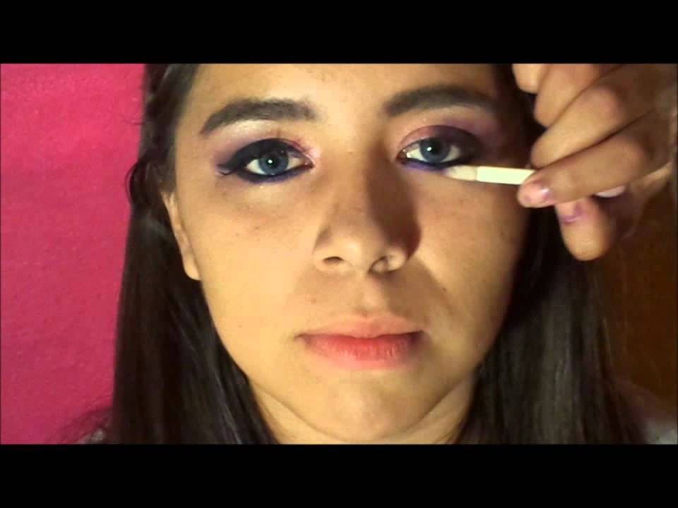 Tutorial de maquillaje de noche  YouTube