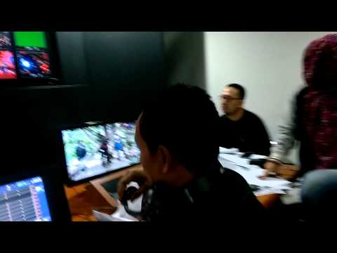 master control studio sctv live band kotak12 nov 2014