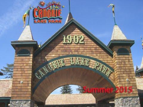 Canobie Lake Park 2015 Salem, New Hampshire