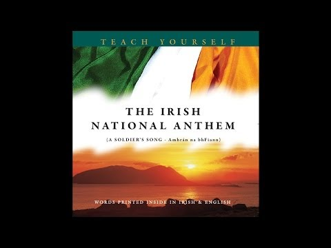 The Irish Ramblers - Amhrán Na bhFiann - Long Version (Vocal in Irish) [Audio Stream]