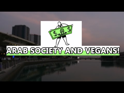 HOW AN ARAB SOCIETY REACTS TO VEGANISM