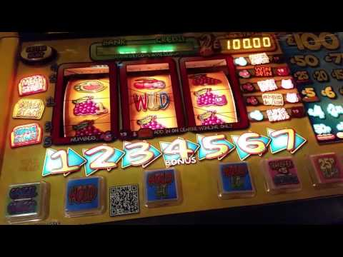 Winsons Fruit Machine Mega Streak Re Force