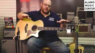 Taylor 100 vs. 300 vs. 600 Series Comparison - What Makes A Guitar Expensive? Video