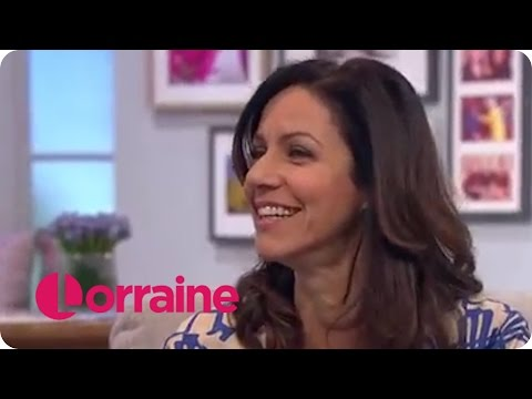 Julia Bradbury On Being a Mother | Lorraine