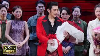 帝劇10・11月公演 ミュージカル『ミス・サイゴン』11/23(水・祝)帝劇千...