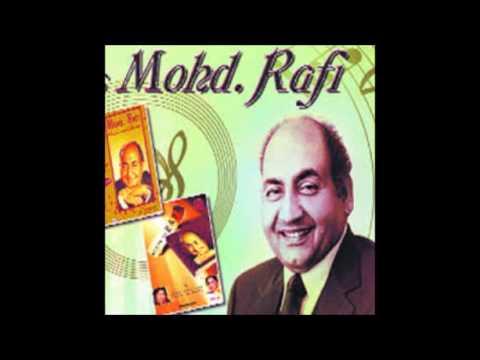 Mohammed Rafi   Naat   Agar Mil Gai Mujhko Raahe Madina