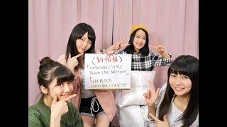 前半小時網路調整,畫面不順暢請見諒》》》 TTGSFC = 東京女子流Tokyo Girls' Style - Taiwan - Facebook = https://www.facebook.com/TTGSFC ...