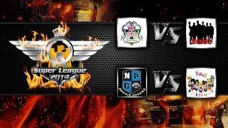 ava super league 2014 season1 รอบรองชนะเล ศ bien aime no 2 vs danger และ npg vs sailor moon