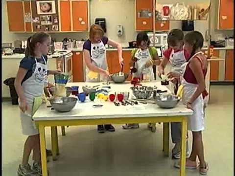 Healthy Cooking for Kids, by Kids!
