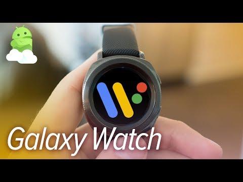 Samsung Gear S4 / Galaxy Watch Leaks: Wear OS or Tizen?