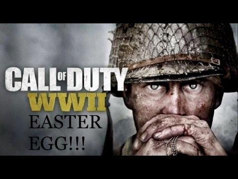 Call of Duty WW2 EASTER EGG!!!