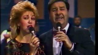 Novogodisnji program RTB za docek 1987. Merima Njegomir i Predrag G...