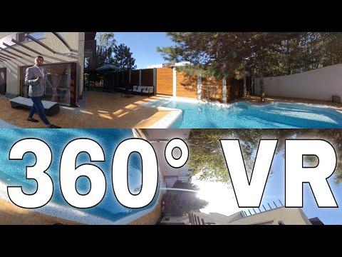 360° VR - Pipera Luxury Villa For Sale - Real Estates Bucharest Romania - Daniel Nelu