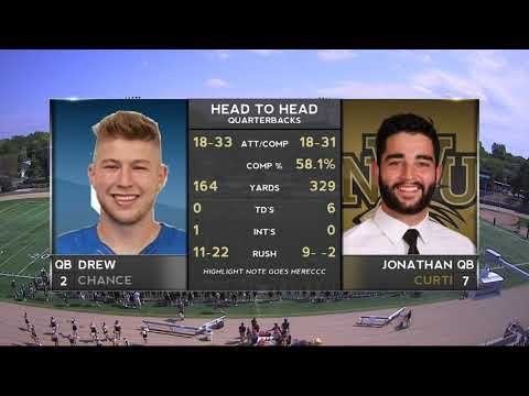 College Football NWU vs Illinois College 2019
