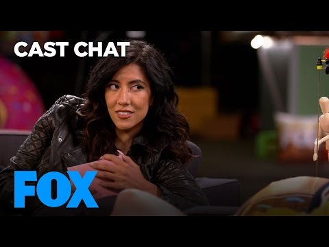 Kristen Schaal & Stephanie Beatriz Talk About Sex In The Fox Lounge  FOX BROADCASTING