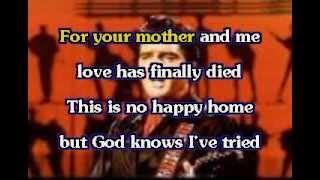 Elvis Presley - Karaoke - My boy