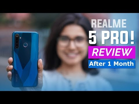 Realme 5 Pro Long-Term Review: The Real Deal?