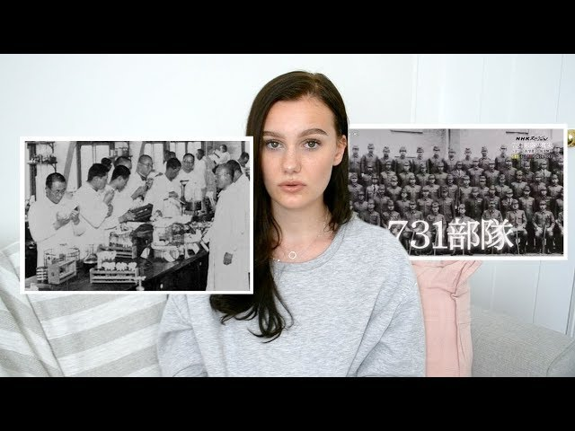WORST HUMAN EXPERIMENTS IN HISTORY? JAPANESE UNIT 731 EXPERIMENTS   Caitlin Rose