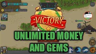 Frointer Wars Apk Mod V 1.0.7 Hack Unlimited Money And Gems