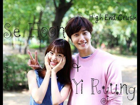 High End Crush OST - Theme Song ❁ ♡ ❁ Se Hoon & Yi Ryung (고품격 짝사랑 - Inkii)