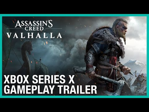 Assassin's Creed Valhalla: First Look Gameplay Trailer   Ubisoft [NA]