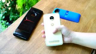 =:: รีวิว Moto Z2 Play แบบจัดเต็ม ::= ทลายความจำเจ จากสมาร์ทโฟนเครื่องเดิมที่มี