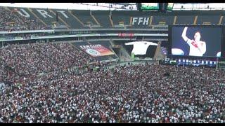 WM 2014 Finale Deutschland vs. Argentinien 1:0 Public Viewing Frankfurt