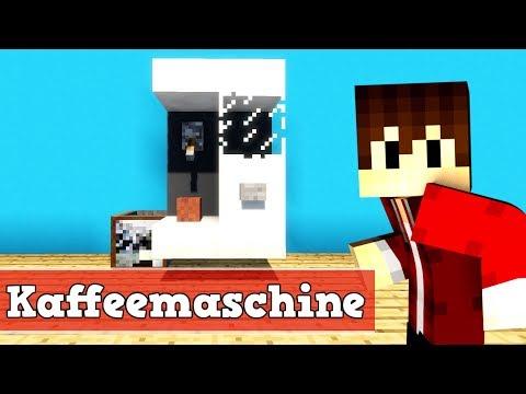 wie baut man eine funktionierende kaffeemaschine in minecraft minecraft kaffeemaschine bauen. Black Bedroom Furniture Sets. Home Design Ideas