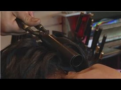 Hair Irons Curlers And Rollers Hair Styling With Marcel Curling