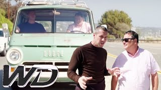 This Dodge A100 Drives Like A Dream | Wheeler Dealers