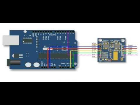 Interfacing RTC module with Arduino