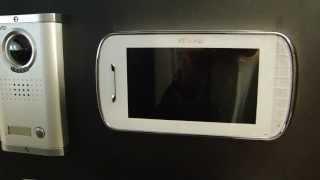 видео Монитор KENWEI KW-E703C (черный)