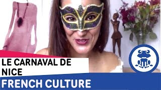 Fun Sexy video Lesson to learn French: French Carnaval de Nice - Oh La La, I Speak French