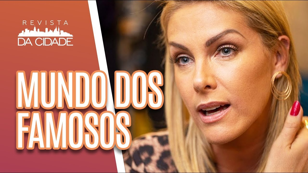 Anna Hickmann ganha PRESENTE de grego no amigo SECRETO - Revista da Cidade  (17 12 18) d38e8a027a