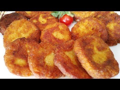 Bakina kuhinja - pljeskavice od krompira i još po nešto
