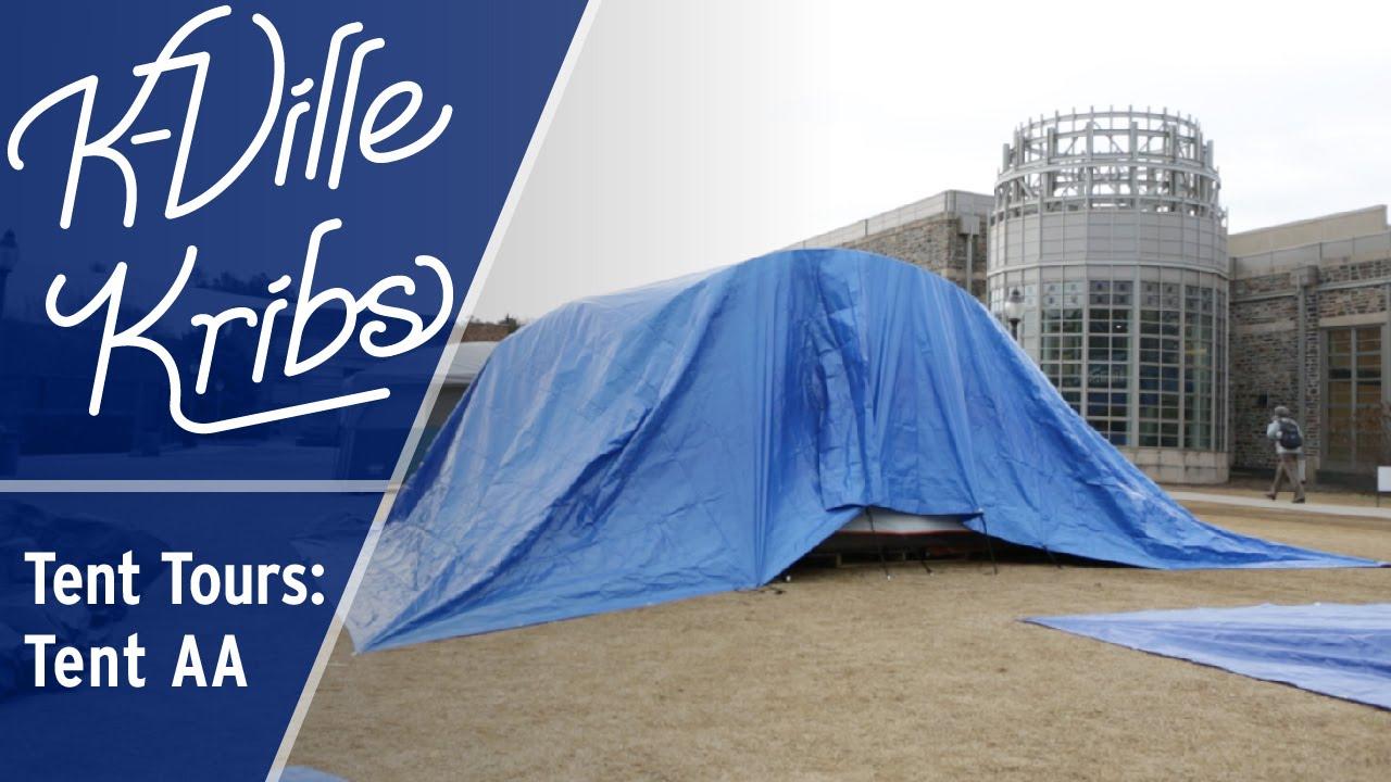 K-Ville Kribs: Tent AA