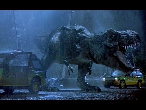 Dinosaurs WON'T Have Feathers in Jurassic Park 4 - YouTube