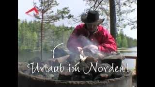 Kanutour auf eigene Faust - 9 Tage Komplettpaket in Dalsland Nordmarken