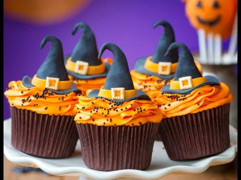 Decoraci n de cupcakes para halloween ideas f cil y - Halloween decorations for cupcakes ...