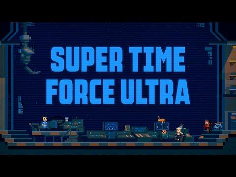 Super Time Force Ultra   Отряд вне времени