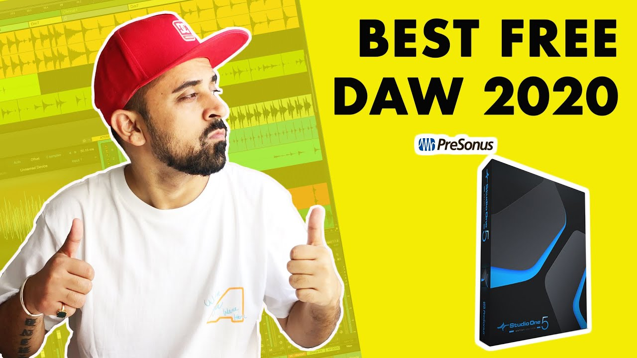 Best Free DAW 2020   For Music Production    Studio One Prime