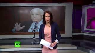 Джон Маккейн убежден, что Владимир Путин «атакует» его через RT