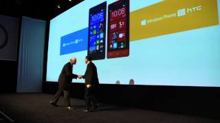 Windows Phone 8X and 8S by HTC Press Conference
