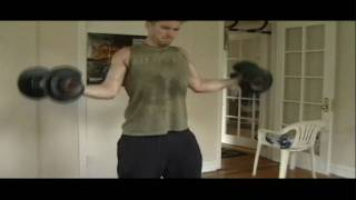 (P90X Reviews) Back and Biceps Workout Clips