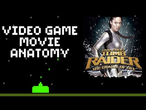 Lara Croft Tomb Raider: The Cradle of Life Review | Video Game Movie Anatomy