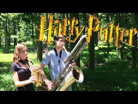 Harry Potter Medley for Saxophone Choir