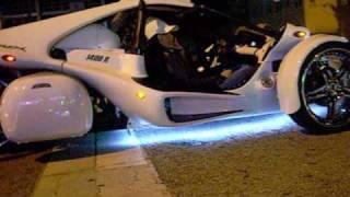 Asanti Rims on a T-Rex South Beach Miami