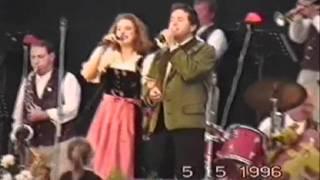 Stefanie&Eberhard Hertel Es kann nicht immer nur die Sonne scheinen-Kammerforst 1996