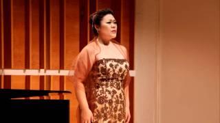 """Acerba Volutta"" (Sabina Kim) - MGF 10/31/2011"